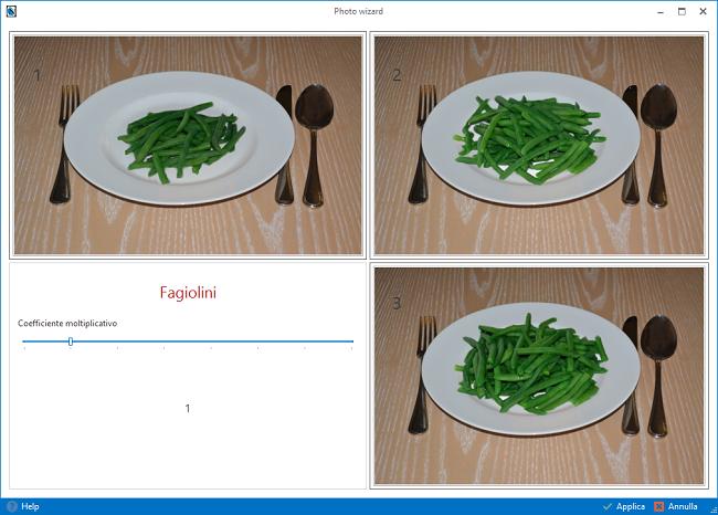 Progeo | Nutrigeo Calcolo Intake Alimentare Photo Intake