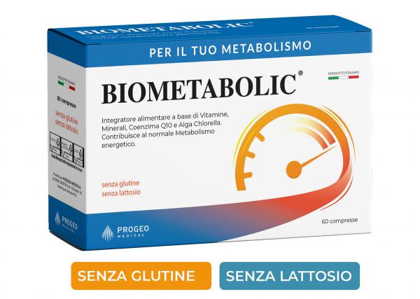 BIOMETABOLIC Attivatore Metabolico