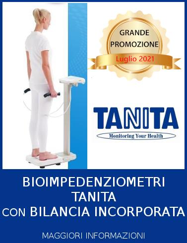 Progeo | Tanita bioimpedenziometri con bilancia - Promozione Giugno 2021